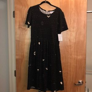 LuLaRoe Amelia Dress sz. L - never worn